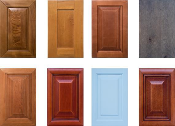 Покраска столярных изделий, мебельных деталей, фасадов